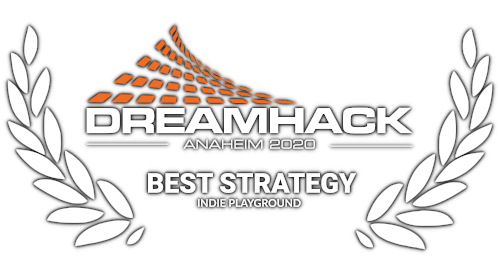 Award - Best Strategy at Dreamhack Anaheim 2020