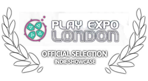 Award - Official Selection for Indie Showcase at PlayExpo London 2018